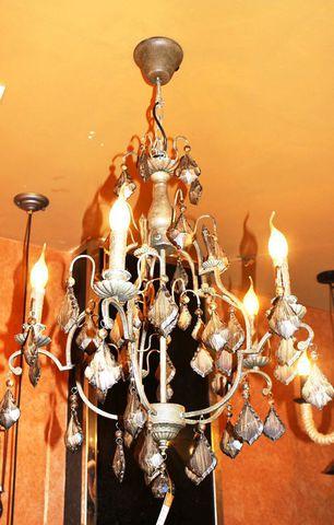 vintage chandelier 50-40 ( by Funky Vintage )