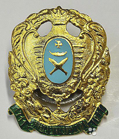 Знак 12-ого Великолукского полка