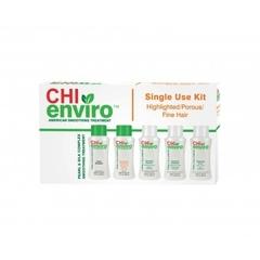 CHI Enviro Набор для обесцвеченных, пористых, тонких волос