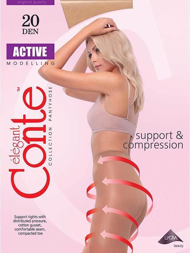 Женские колготки Active 20 Conte