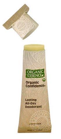 Органический дезодорант, Кокос-Ваниль Organic Essence