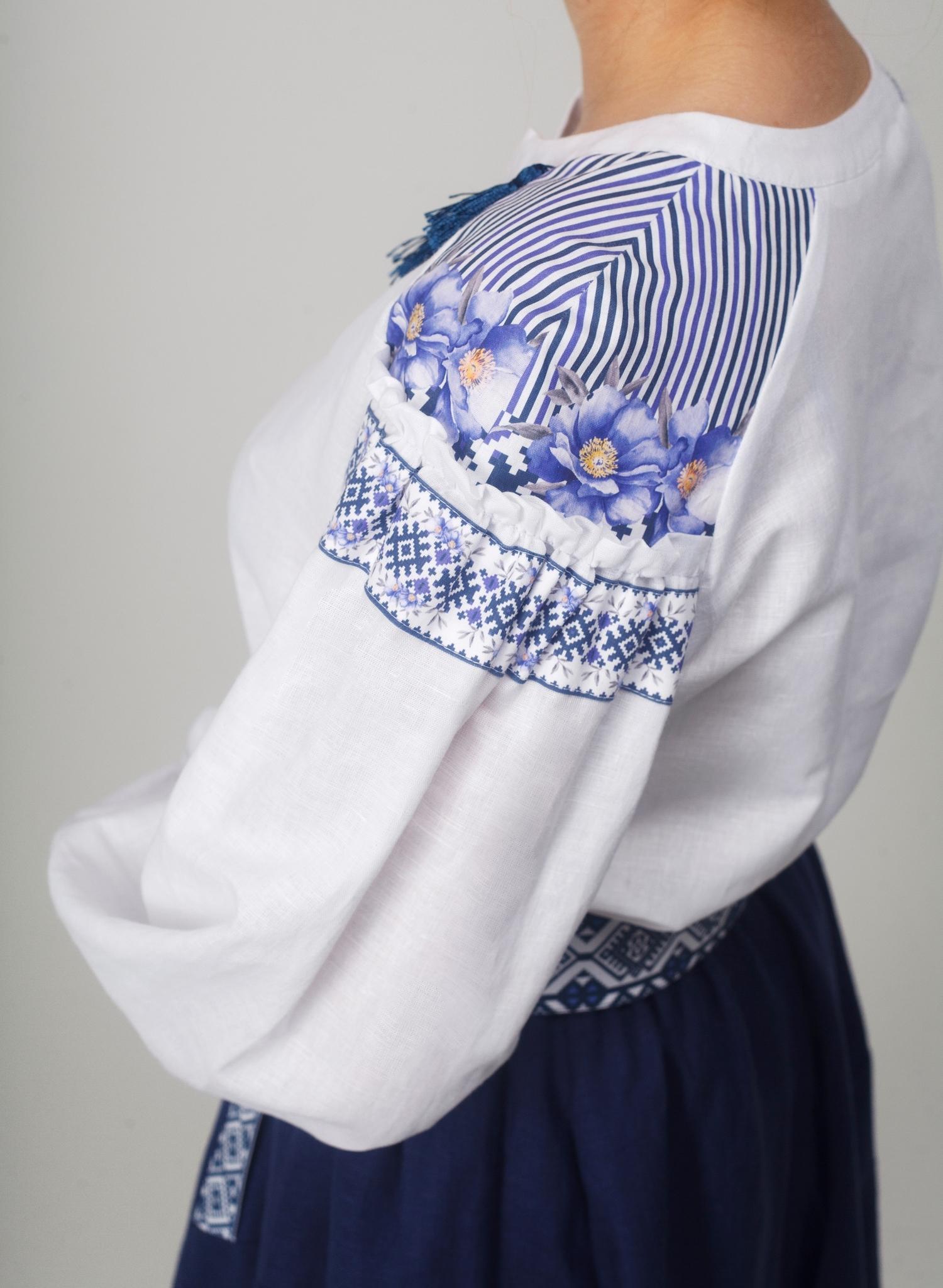 Блуза Дивная 01 полуоборот