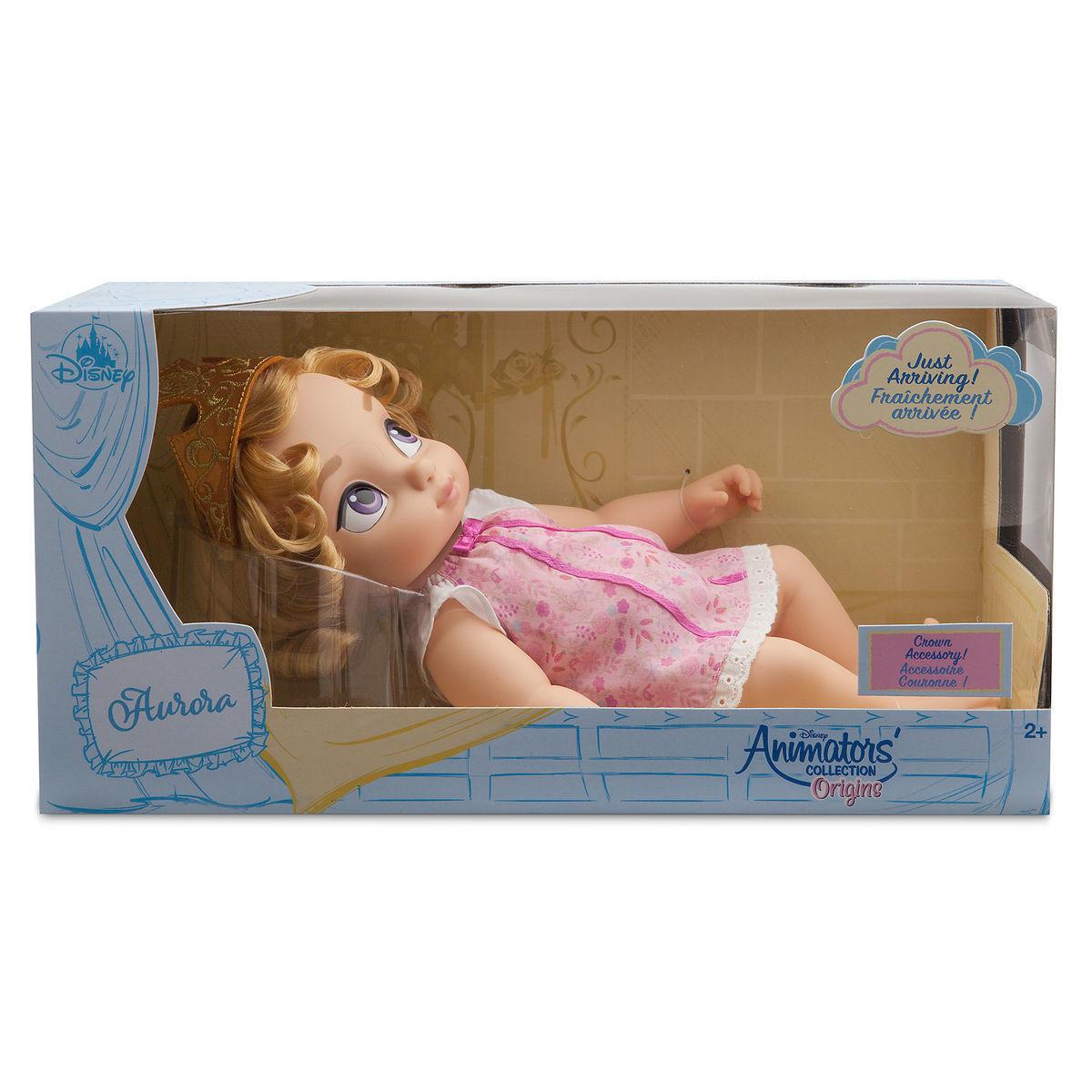 Кукла «Маленькая Аврора» Дисней Origins Series