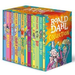 Roald Dahl Collection : 16 Story Collection