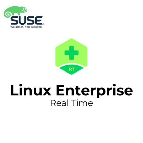 Купить лицензию SUSE Linux Enterprise Real Time