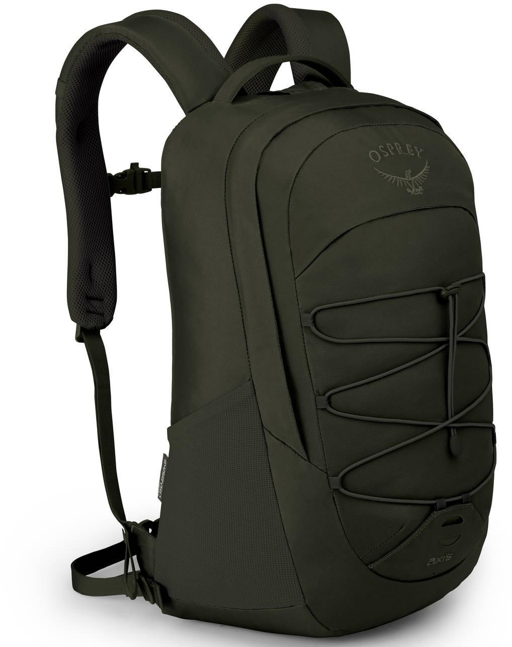 Городские рюкзаки Рюкзак Osprey Axis 18 Cypress Green Axis_F19_Side_Cypress_Green_web.jpg