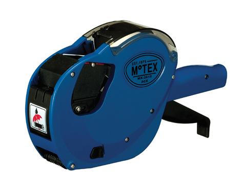 Этикет-пистолет двустроч. MOTEX, MX-2616