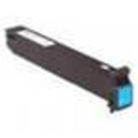 Konica Minolta C353 TN314C тонер картридж cyan (голубой) (A0D7451)