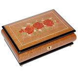 Шкатулка для ювелирных украшений музыкальная, арт. AW-02-073 от Artwood, Италия