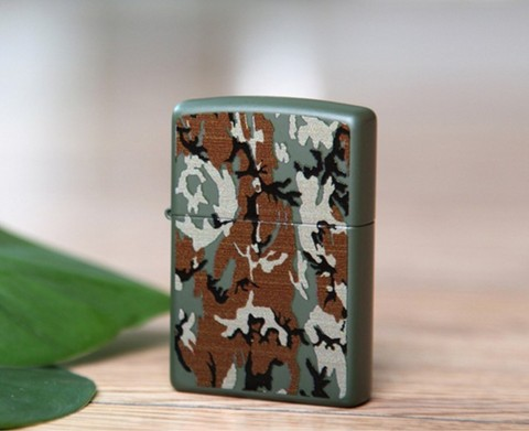 Классическая зажигалка ZIPPO 28330 Camouflage