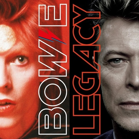 David Bowie / Legacy - The Very Best Of (Deluxe Edition)(2CD)