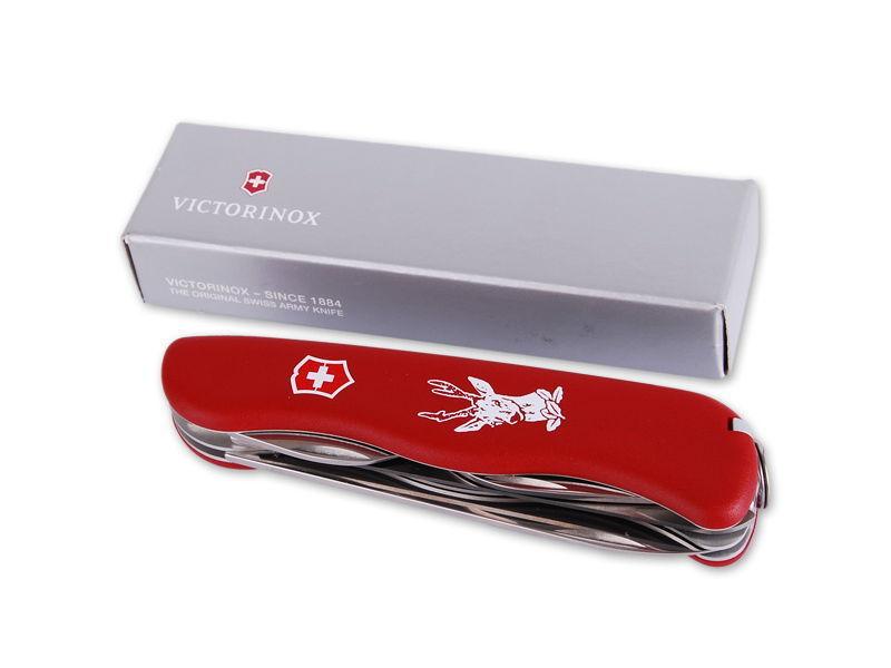 Складной нож Victorinox Hunter, 111 мм., 12 функций (0.8873) - Wenger-Victorinox.Ru