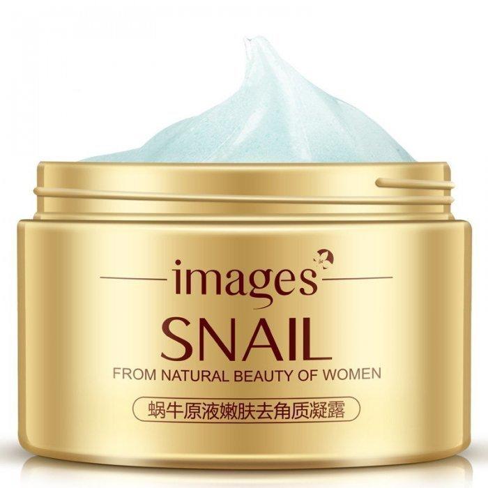 Images Пилинг-скатка с экстрактом улитки Snail Peeling Gel, 140 г