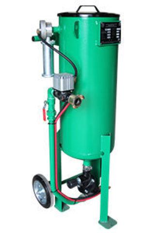 Абразивоструйная установка DSG®-75 литров с дистанционным управлением