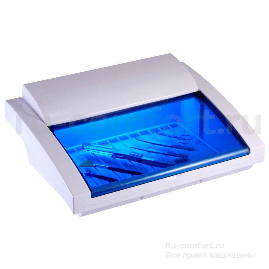 Мебель и оборудование для тату салона Ультрафиолетовый стерилизатор горизонтальный, однокамерный Стерилизатор_УФ_камера_горизонтальный.jpg