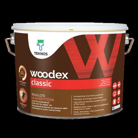TEKNOS WOODEX CLASSIC/Текнос Вудекс Классик Алкидный лессирующий антисептик