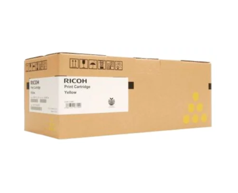 Картридж Ricoh тип MPC8003 для Ricoh C6503, C8003, желтый. Ресурс 26000 стр (842193)