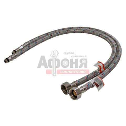 Подводка для смесителя 1,0 м (пара) VRT®