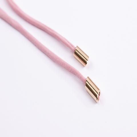 Комплект метал. наконечников для тканевой утяжки N7 (золото)