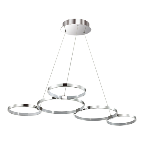 Люстра ODEON LIGHT OLIMPO 4016/50L