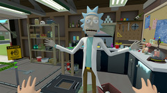 PS4 Rick & Morty: Virtual Rick-ality (с поддержкой PS VR, английская версия)