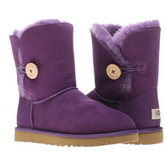 UGG Bailey Button Purple