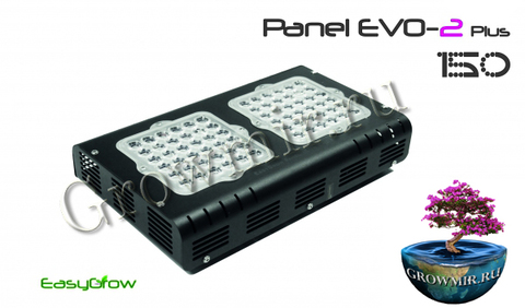 EasyGrow Panel 150W Evo-2 Plus