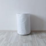 Тканевая корзина для игрушек White белая
