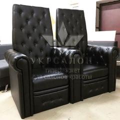Педикюрное кресло Трон  Double Queen