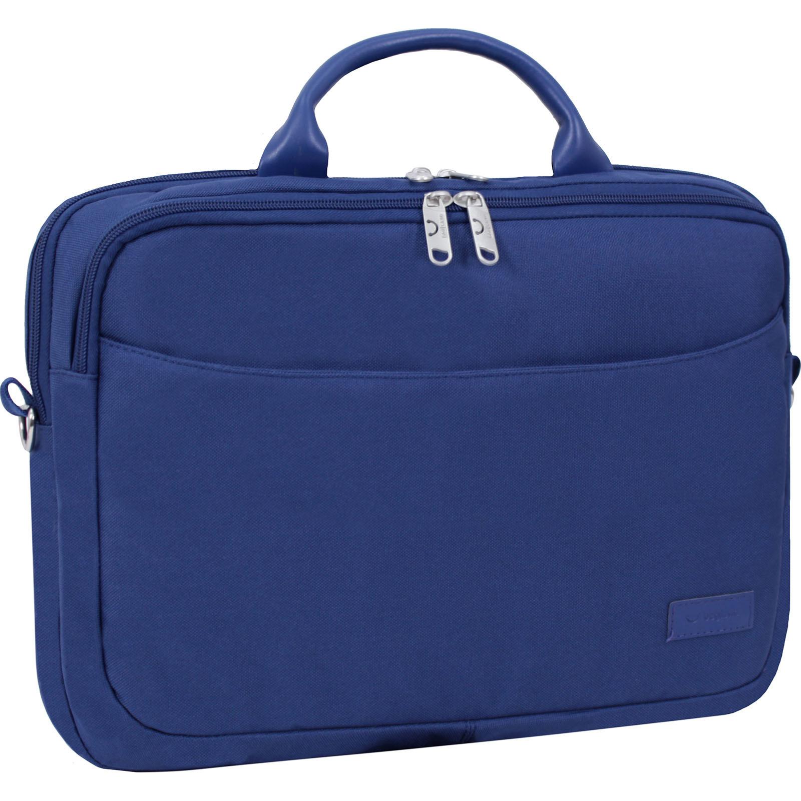 Сумки для ноутбука Сумка для ноутбука Bagland Fremont 11 л. синий (0042766) IMG_3120.JPG
