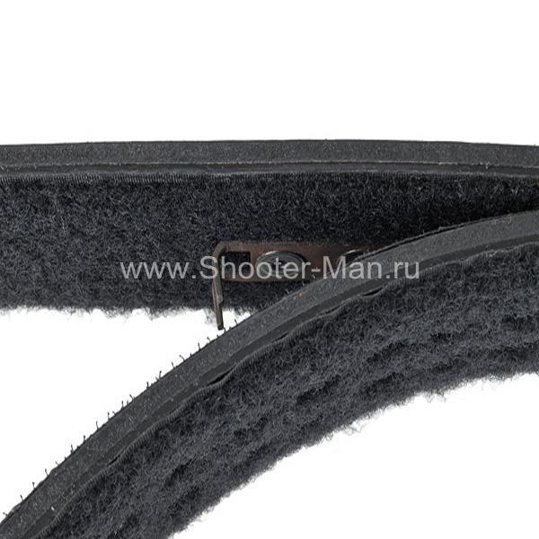 Ремень кожаный IPSC ( ширина 35 мм )