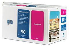 печатающая головка HP 90 Magenta