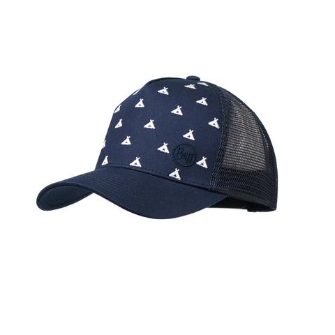 Кепка-бейсболка Buff Campfire Navy