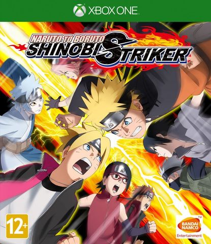 Xbox One Naruto to Boruto: Shinobi Striker (русские субтитры)