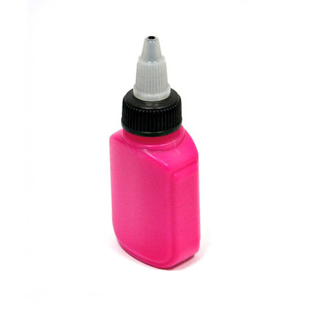 Краска  флюоресцентная Exmix Розовый 50 мл