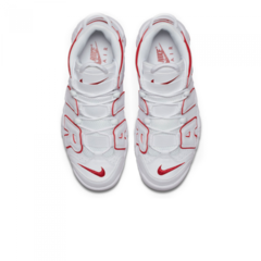 Мужские Nike Air More Uptempo White/Red