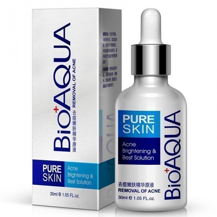 Bioaqua Pure Skin Сыворотка анти-акне, 30 мл
