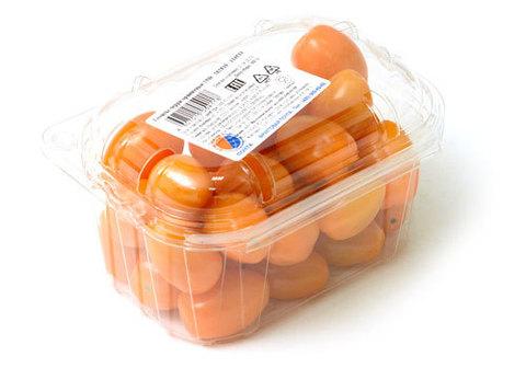 Томаты черри оранжевые, 250г