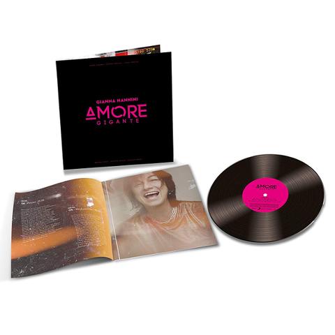 Gianna Nannini / Amore Gigante (LP)