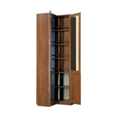 Шкаф для книг угловой (Гарун-211)