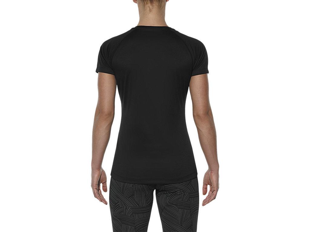 Женская футболка для бега Asics Stripe SS (126232 0905)