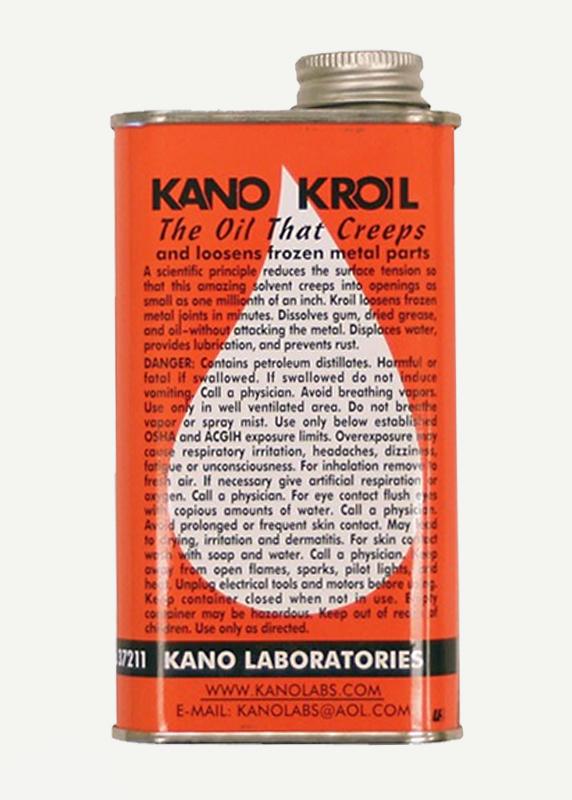Универсальное масло Kano Kroil