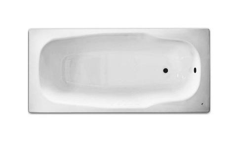 Ванна стальная BLB ATLANTICA 180*80, без отверстий для ручек
