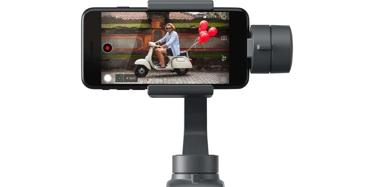 DJI OSMO Mobile 2 ручной 3-х осевой стаблизатор с телефоном