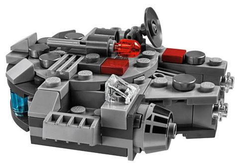LEGO Star Wars: Сокол Тысячелетия 75030