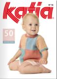 Журнал Katia Baby #76