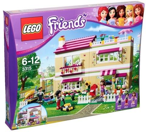 LEGO Friends: В гостях у Оливии 3315 — Olivia's House