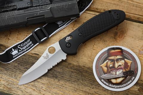 Складной нож Griptilian w/hole 550SHG Black