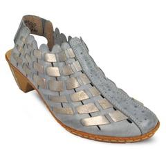 Туфли #80200 Rieker