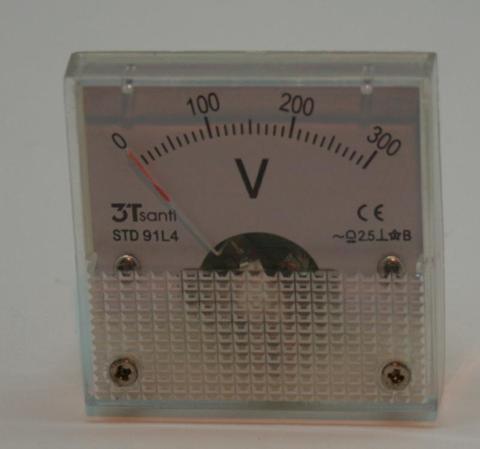 Вольтметр DDE GG1300/200/2700 DPG1101\2051\2551 унив. 0-300V